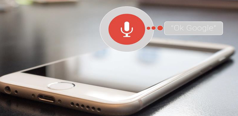 NOW IS THE TIME TO EMBRACE VOICE SEARCH