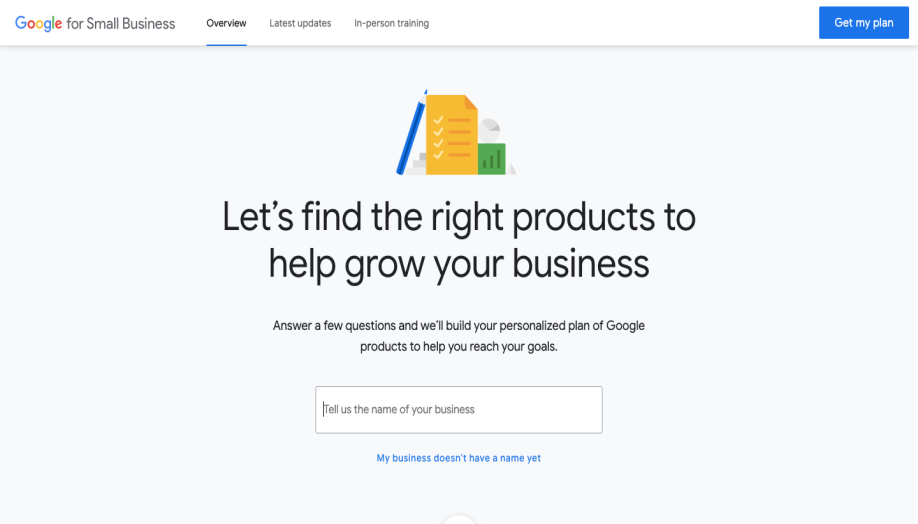 GOOGLE LAUNCHES NEW WEBSITE FOR SMALL BUSINESSES AS AN INITIATIVE TO HELP THEM GROW